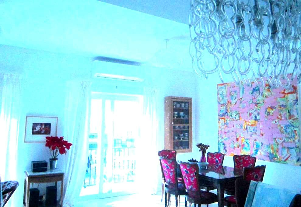SLIEMA CENTRAL-BRIGHT & STYLISH, SINGLE ROOM - Sliema - Apartamento