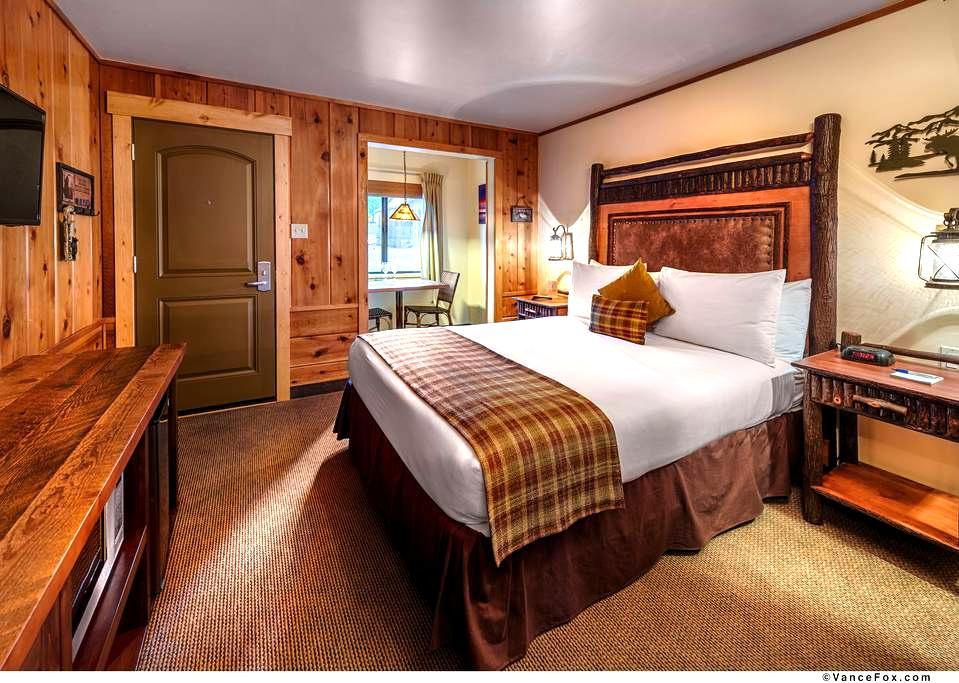 Cozy Studio Cabin for 2 - Tahoe Vista