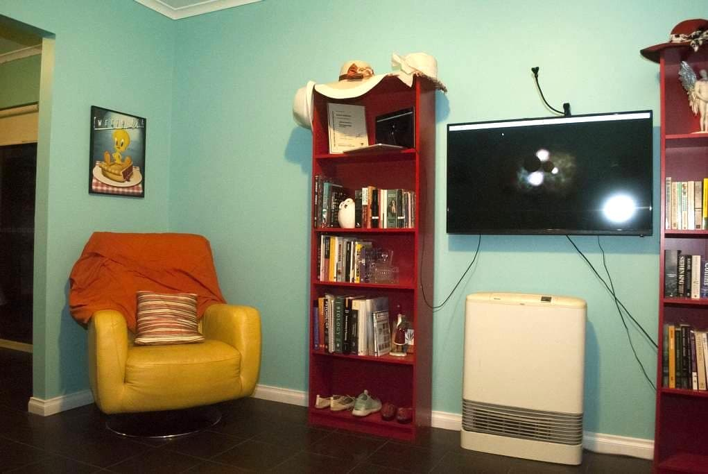 Upper East side bright hipster villa - Felixstow - Villa