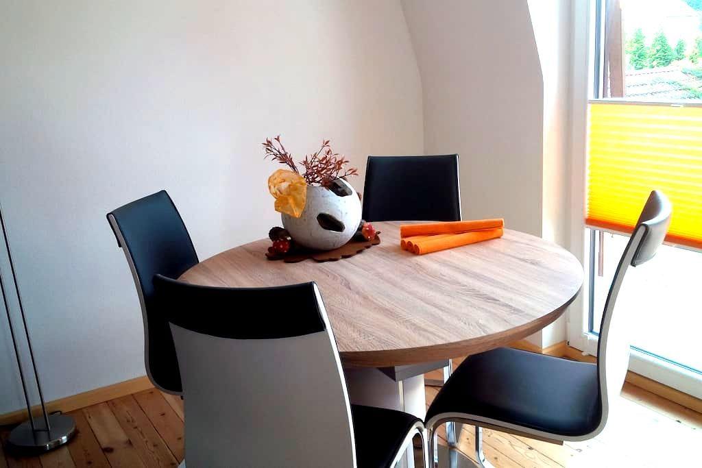 Ruhige Ferienwohnung am Flüsschen Dahme - Dahme/Mark - Apartment