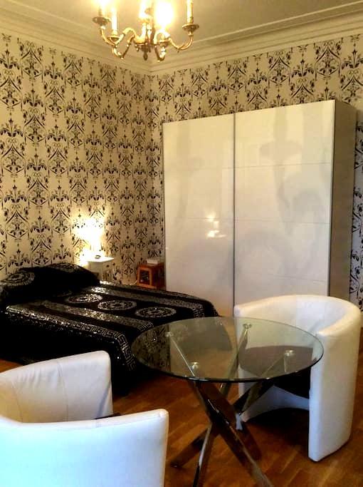 Beau studio sur Aix les Bains - Aix-les-Bains - Appartement