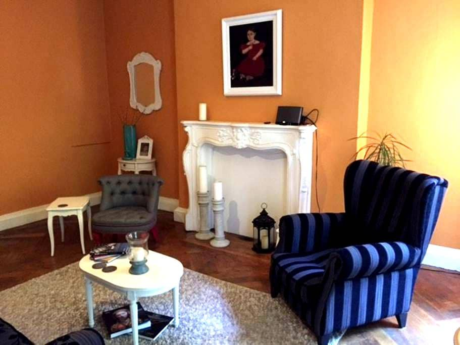Spacious Double Room Bloomsbury - London - House