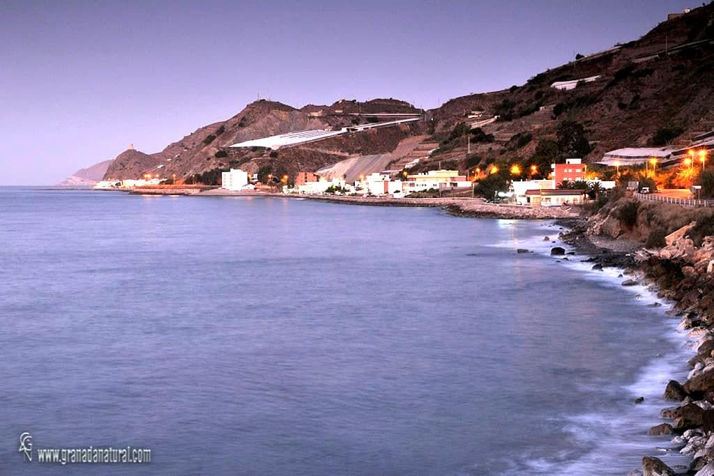 Mittelmeer landschaftlich! - Los Yesos