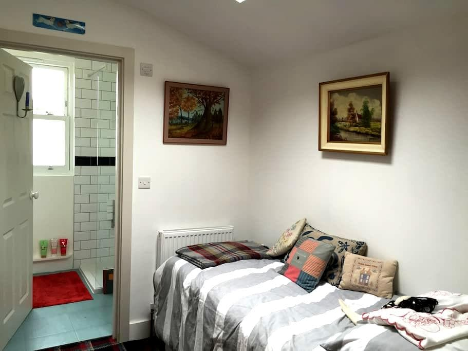 Private room, superbly located by the Olympic Park - Londýn - Dům