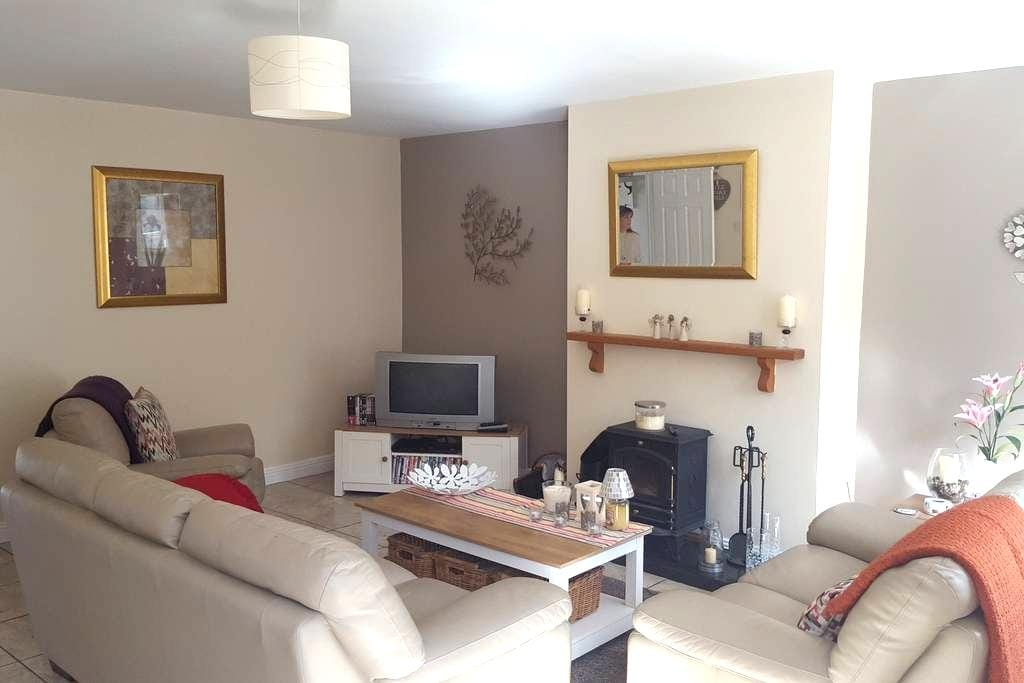 Family holiday home close to beach - Lahinch - House