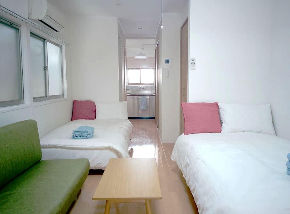Kobe/Sannomiya/Arima/Himeji/Rokko/神戸三宮有馬姫路六甲 - Kobe-shi Chuo-ku - บ้าน