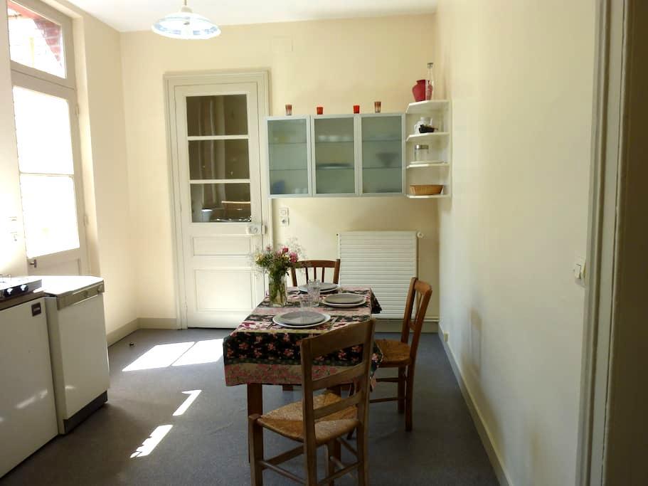 Agréable appartement dans le quartier historique - Dieppe