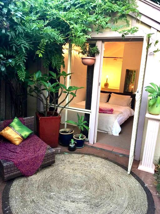 Leafy Bondi Cabin - North Bondi - House
