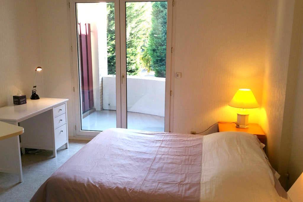 Grand Studio avec terrasse - Pau