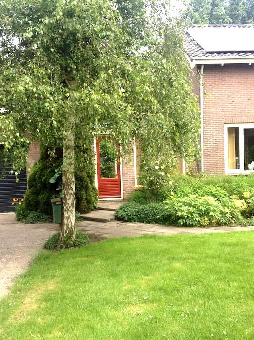 Cycle Waarland Airbnb North Holland - Waarland