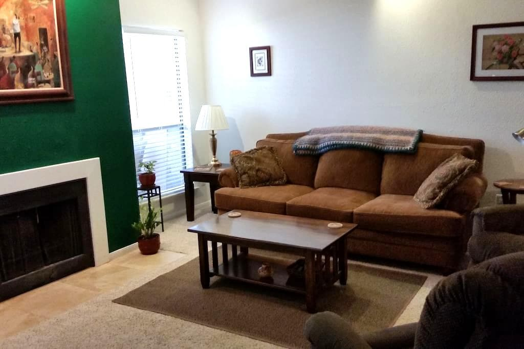 Lovely condominium in Uptown - Houston - Apartment