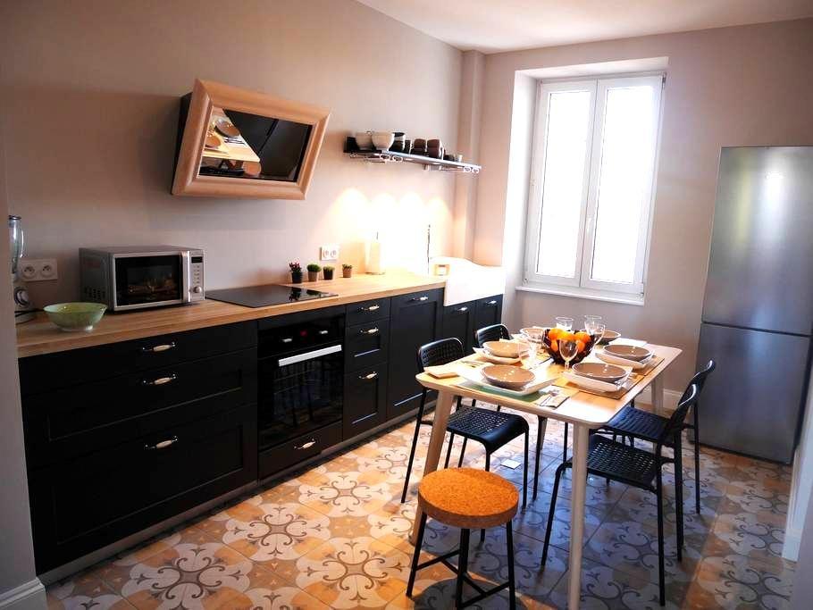 COSY HOME LITTLE VENICE 6P - Colmar - Colmar - Wohnung