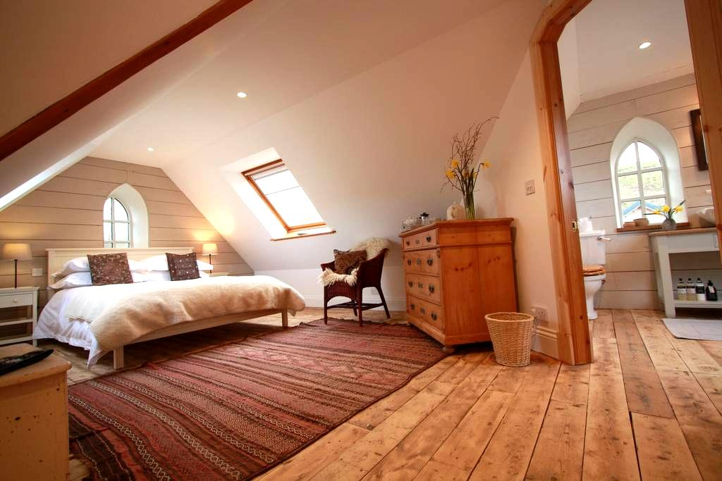 Dream views, near the sea, ROOM 2 - Kilmartin - Bed & Breakfast