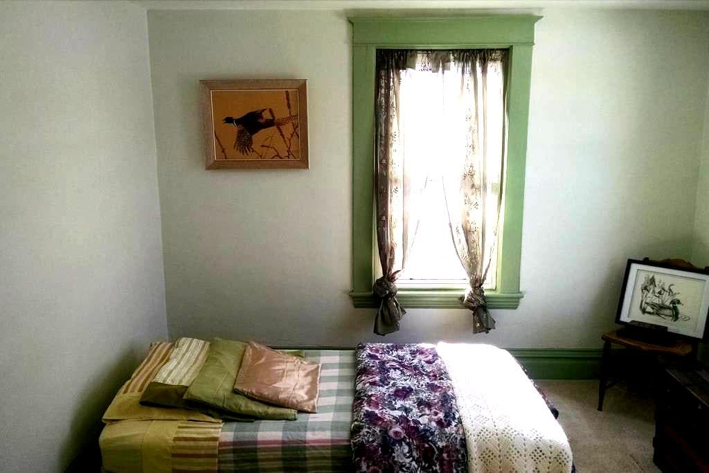 Spare Single Bedroom on Erie Canal - Medina