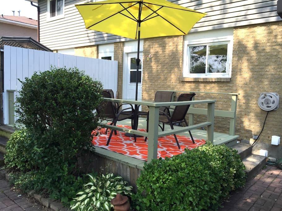 Sunshine Place: Heart of Niagara - Welland - Casa