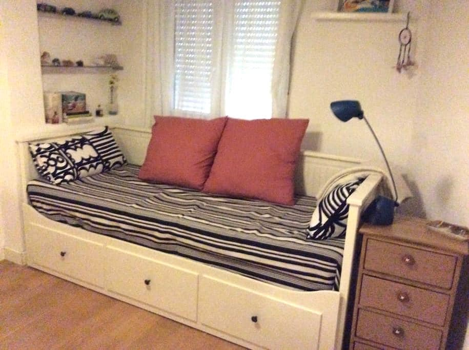 Acogedora habitación - Colmenar Viejo - Bed & Breakfast