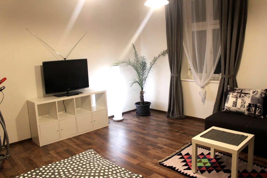 Apartment P.R. - ปราก