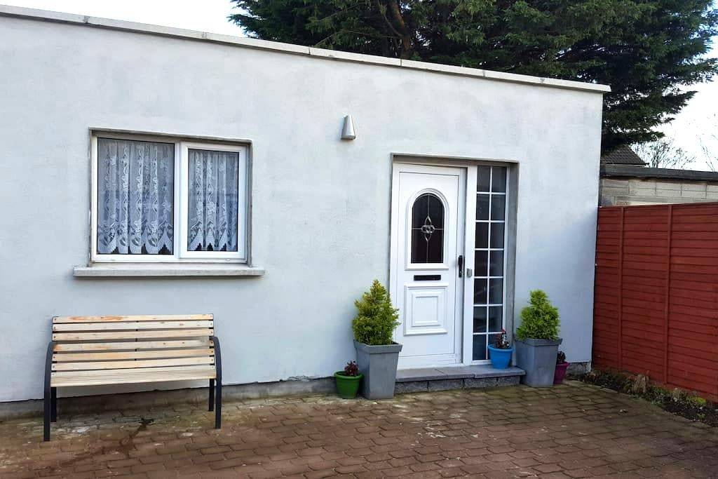Cosy private garden apartment ! - Donaghmede - Appartement