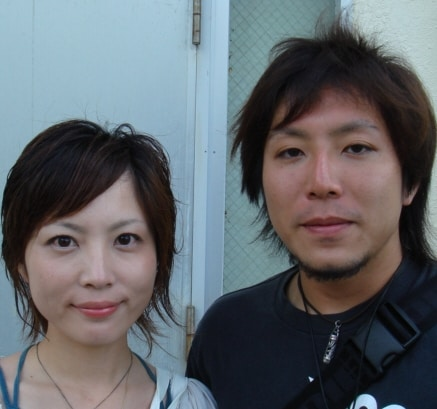 Amy&Leo from Meguro