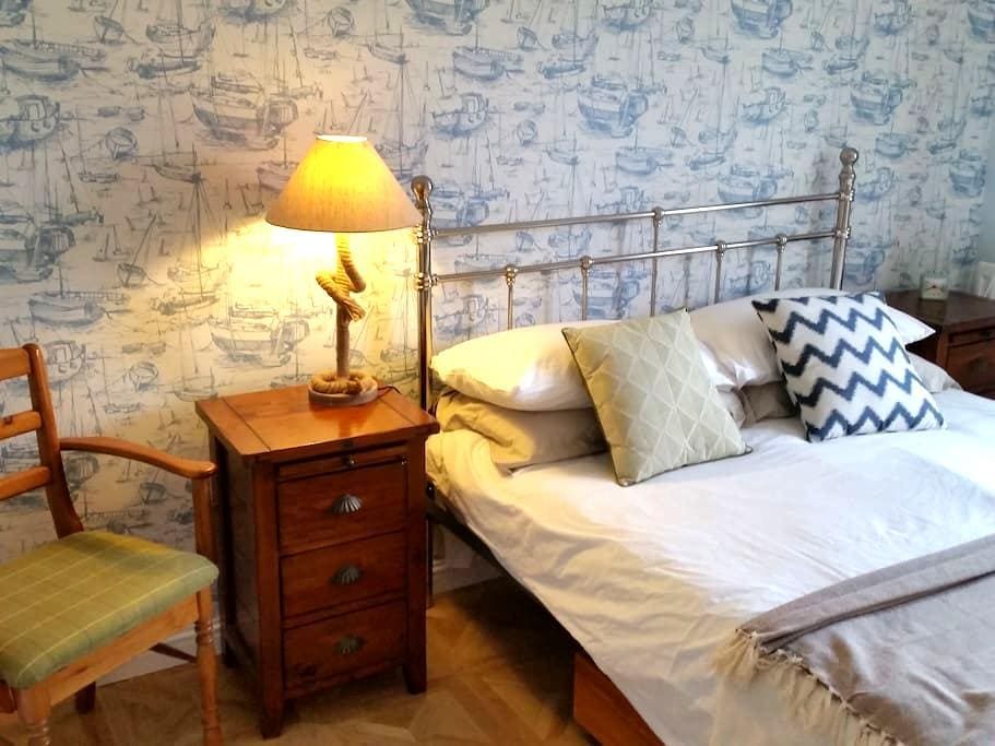 En-suite Double Room in Townhouse - Dyce - 连栋住宅