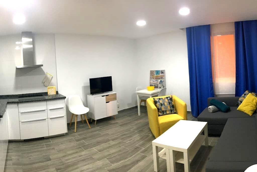 Atractivo apartamento en Playa Chica - Las Palmas da Gran Canária - Apartamento