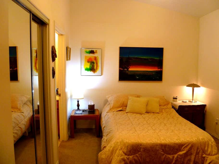 Very nice room with bath en-suite, full house use - Paso Robles - House