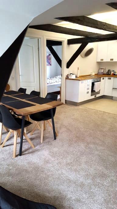 Unikt i centrum - Aalborg - Bed & Breakfast
