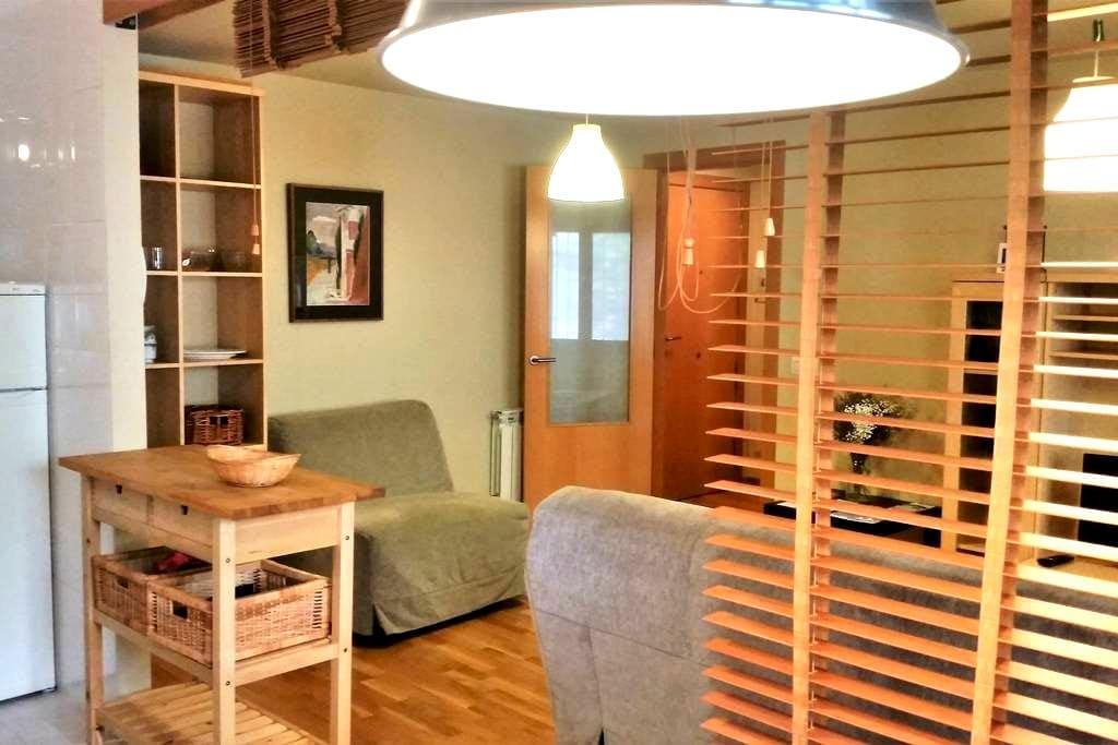 Céntrico y cómodo apartamento. Todos los servicios - Tudela - Apartment