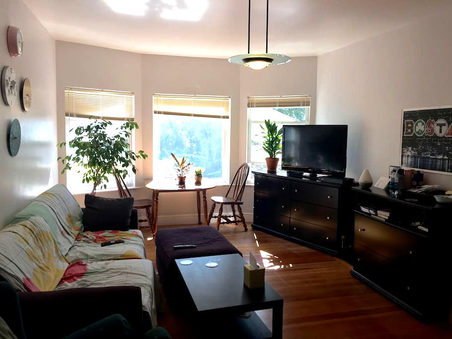 Peaceful City B&B in Victorian home next to train - 昆西(Quincy) - 独立屋