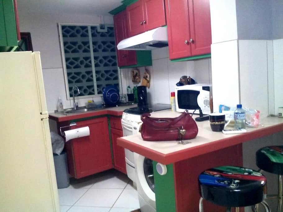 Cosy and fully furnished...apt 2. - Port of Spain - Apartamento
