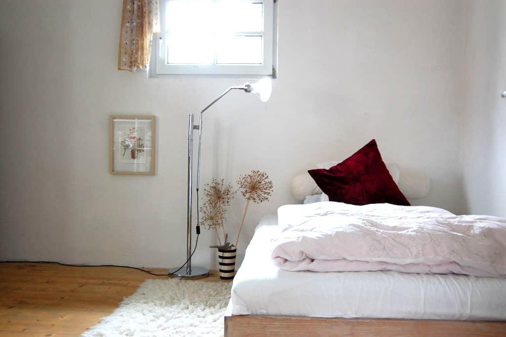 Cozy artists house with garden - Immenstadt - Casa