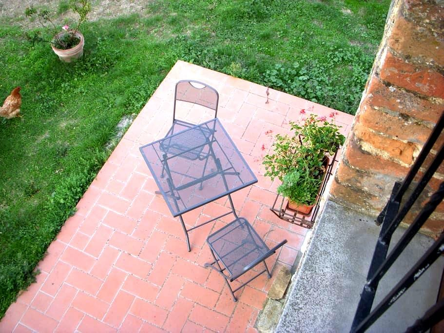 Fienile in Toscana! - Mercatale Valdarno - Apartment