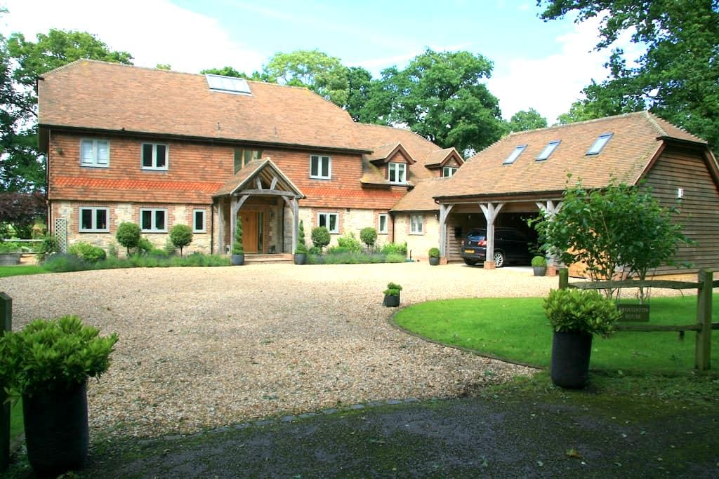 Private room in Annex - Near Chichester/Goodwood - Bosham - Casa