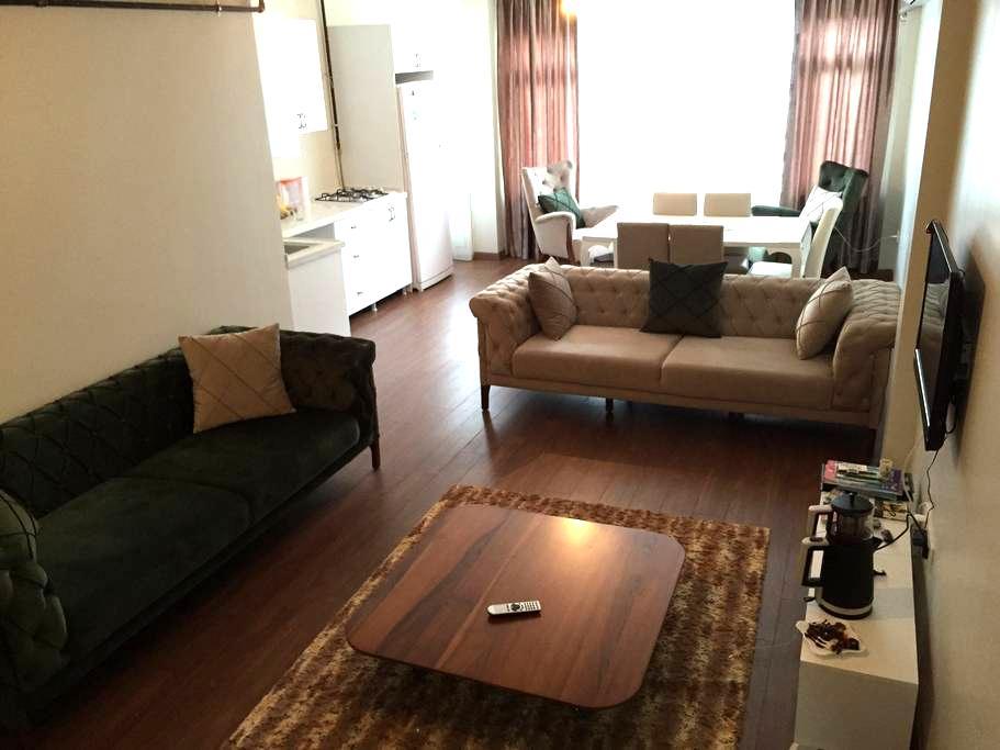 Комфортная квартира супер ремонтом - İstanbul - Apartment