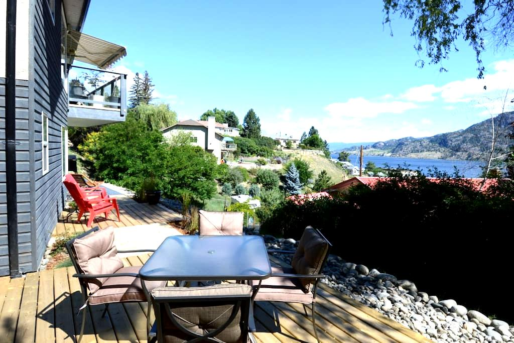 Lake view Guest House - Kaleden - Dom