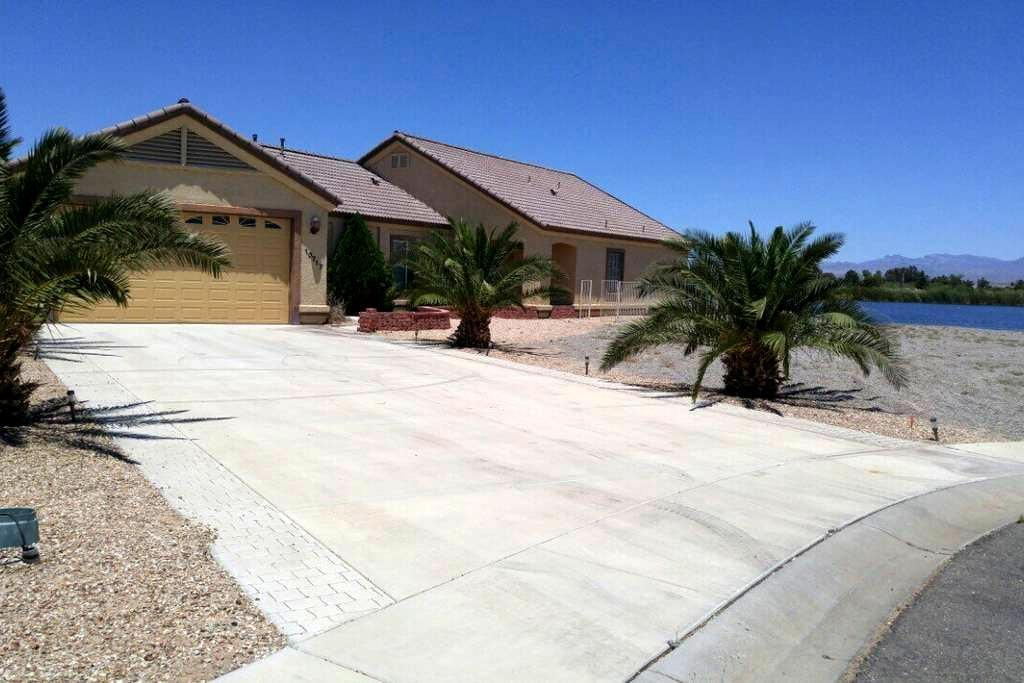 House on private lake - Mohave Valley - Ev
