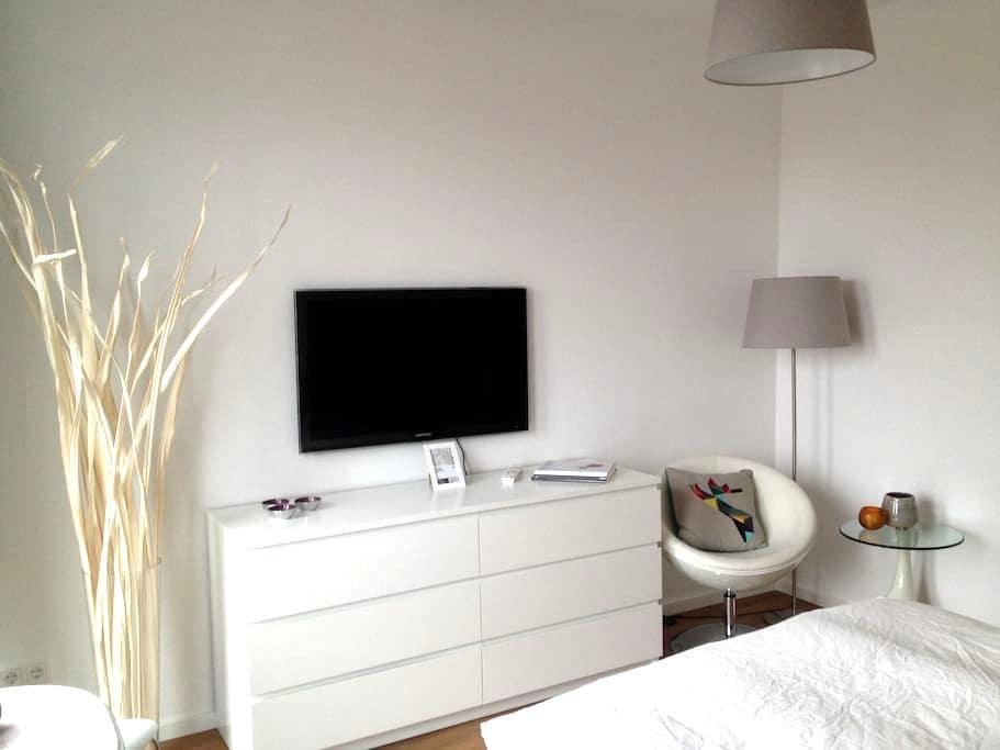 Zentrales Apartment mit Ausblick! - Hamburg