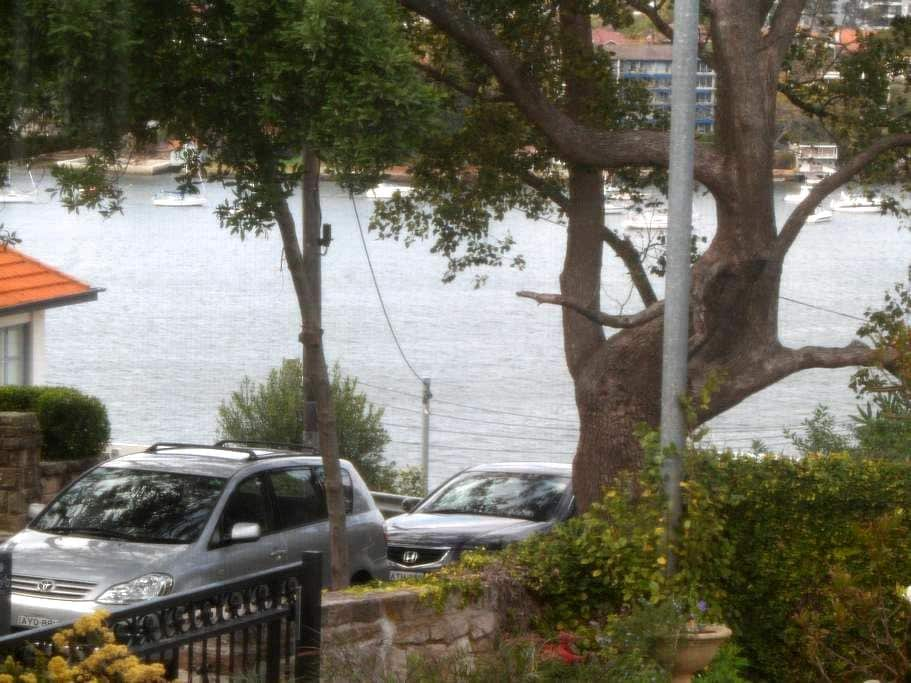 Harbour Views and Retro Cool  - Hunters Hill