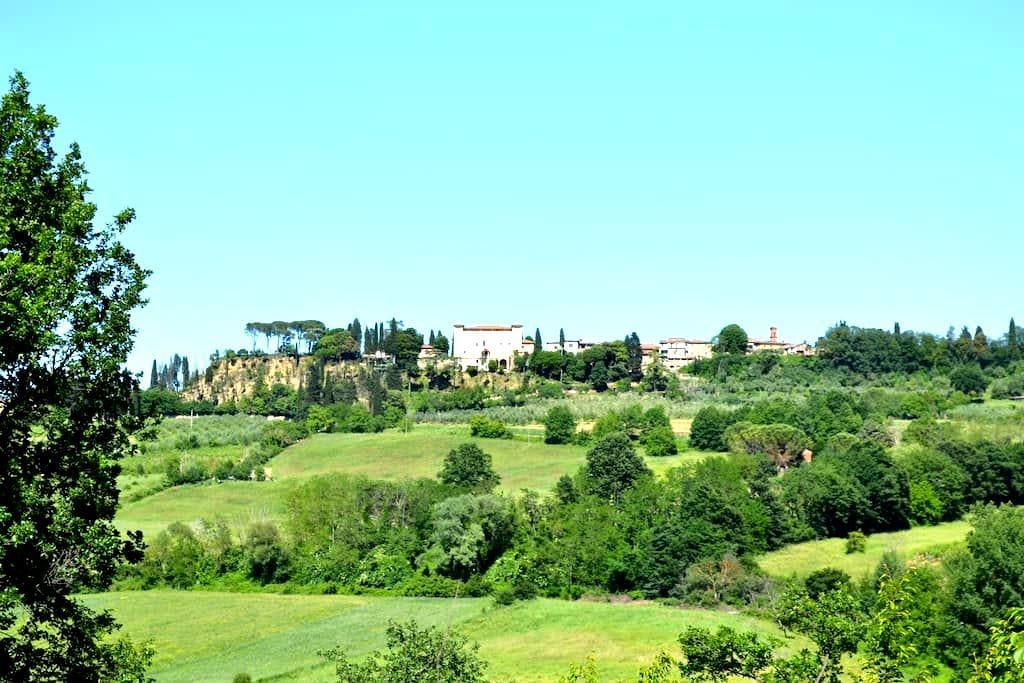 The heart of Chianti - Poggibonsi