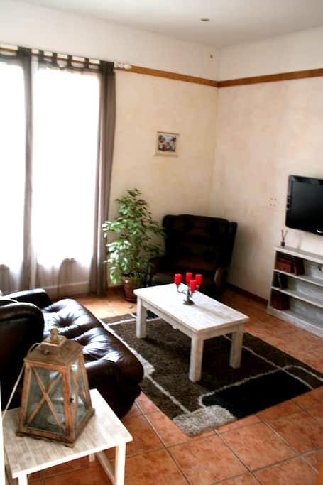 appartement romantique - Cessenon-sur-Orb - Apartment
