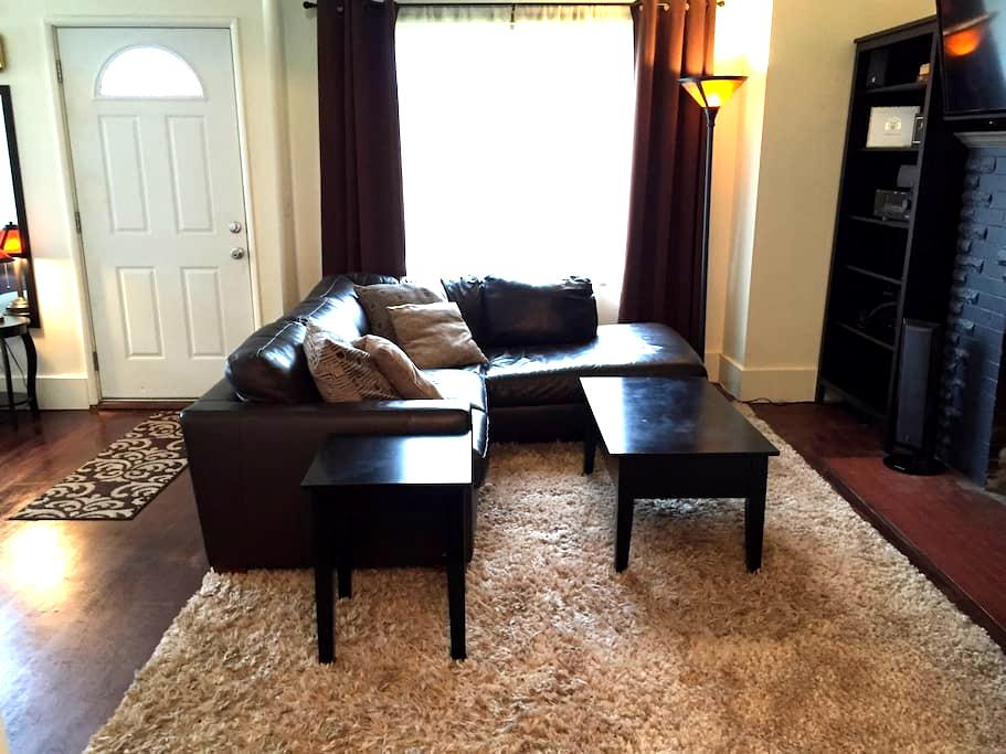 PRIVATE 2 BEDROOM HOME BEACONHILL - Seattle - Casa