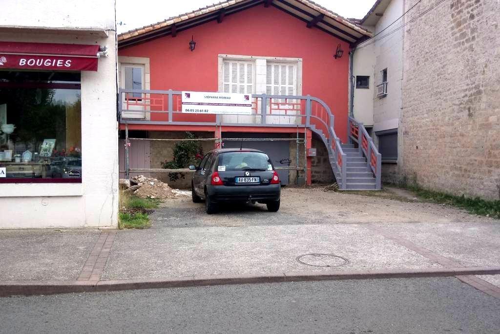ESCALE A BONNEUIL MATOURS 86210 - Bonneuil-Matours - Apartment