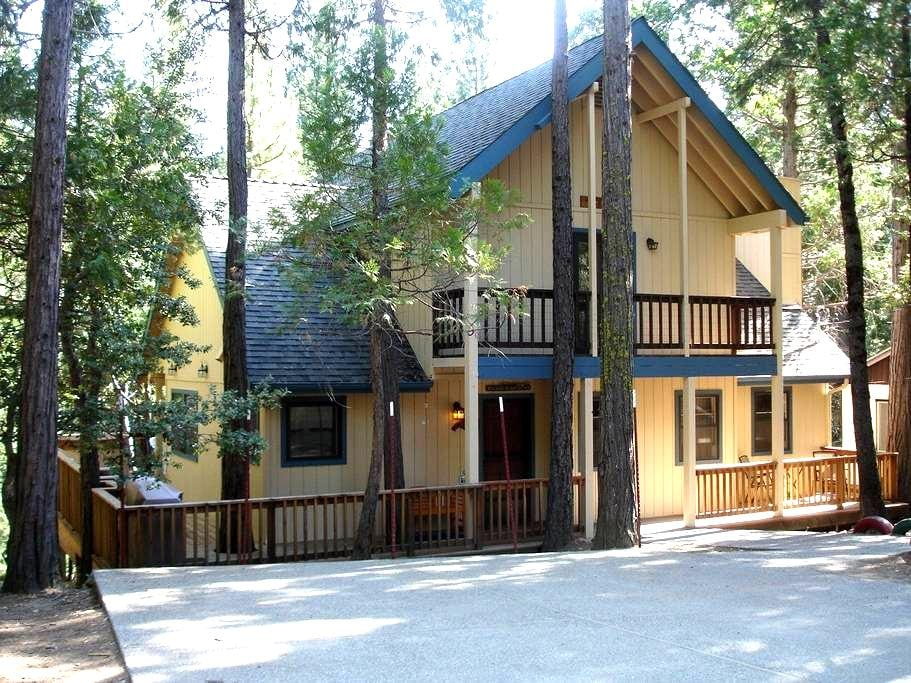 Friends Lodge in Yosemite NP 2303sf - Wawona