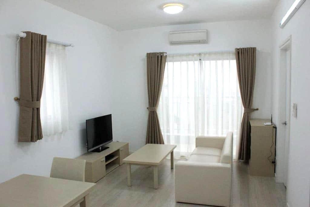 Hai Duong Gardent Apartment Best choice - TT. Sao Đỏ - Flat