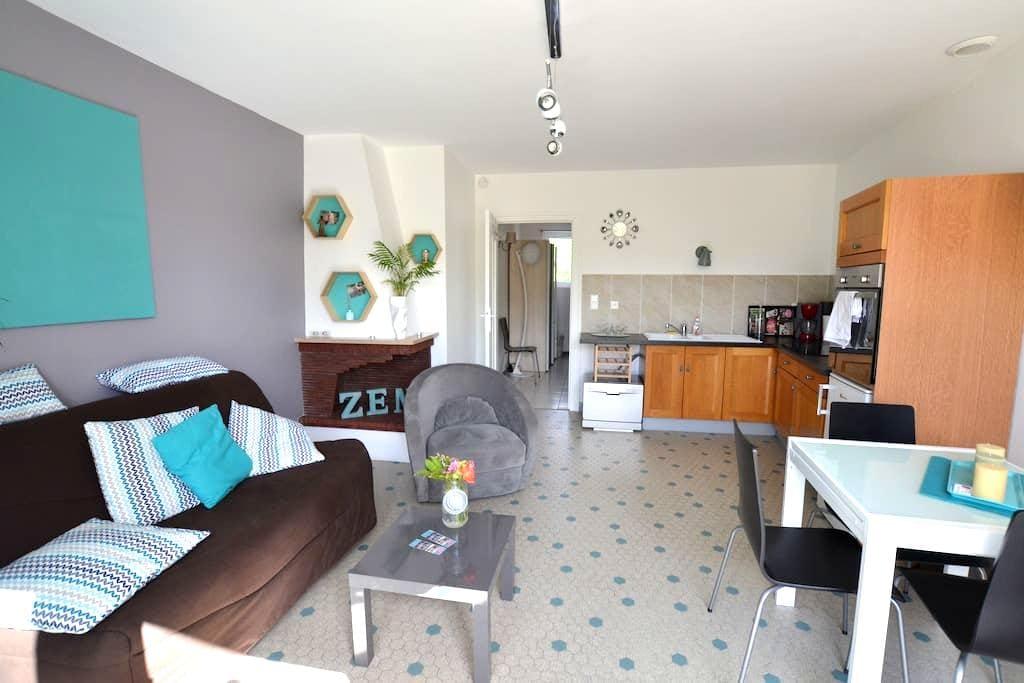 Les Pivoines - Amboise - Apartament