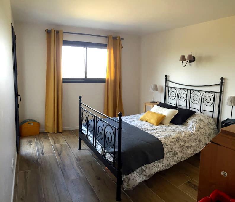 Belle chambre double avec SDB - Castanet-Tolosan - Hus