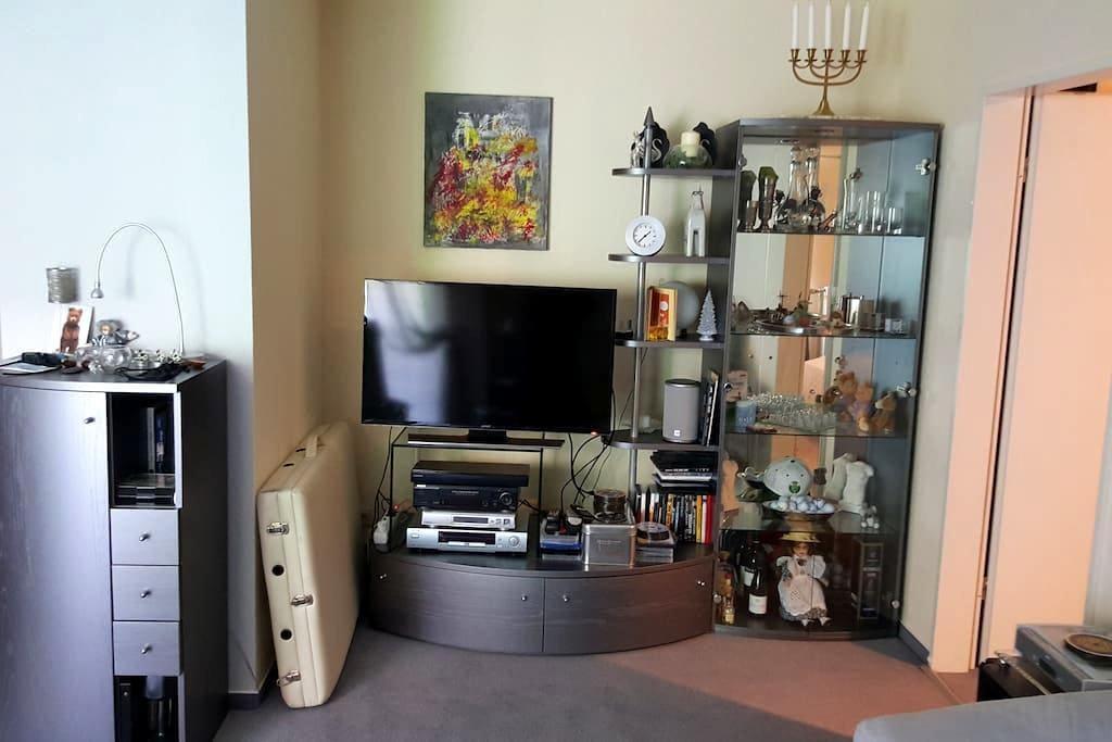 Modern apartment in black forest region - Kandern - Departamento