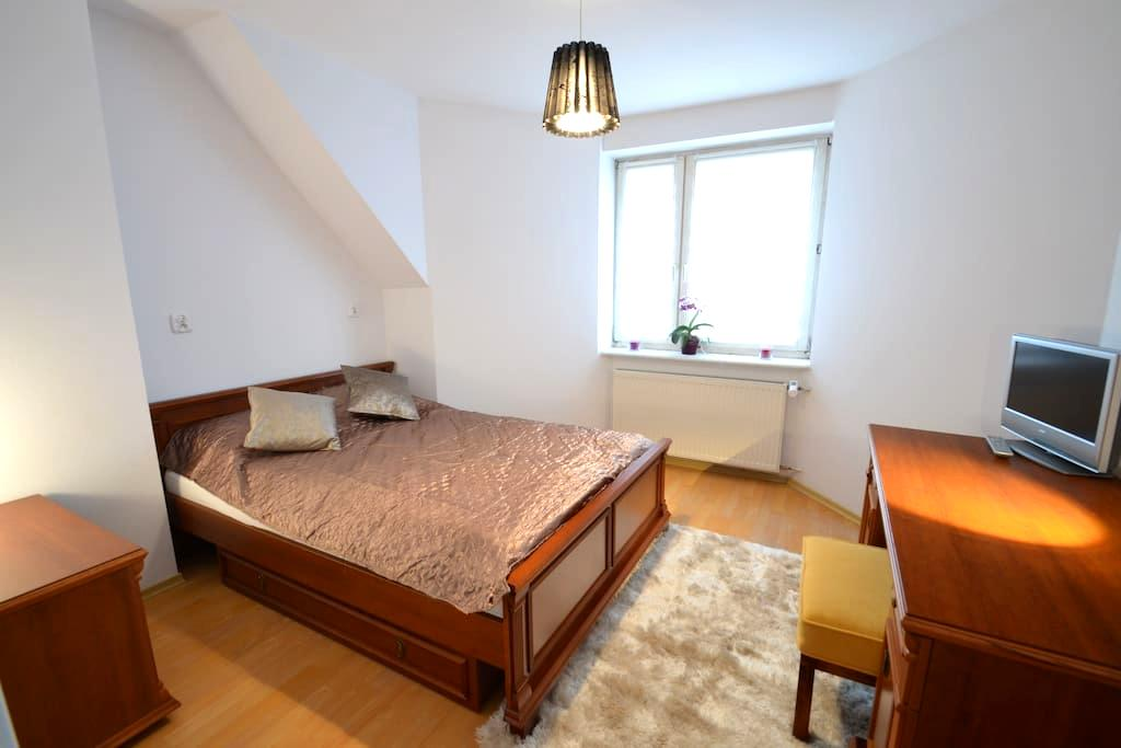 7 - room between airport and city center - Gdańsk - House