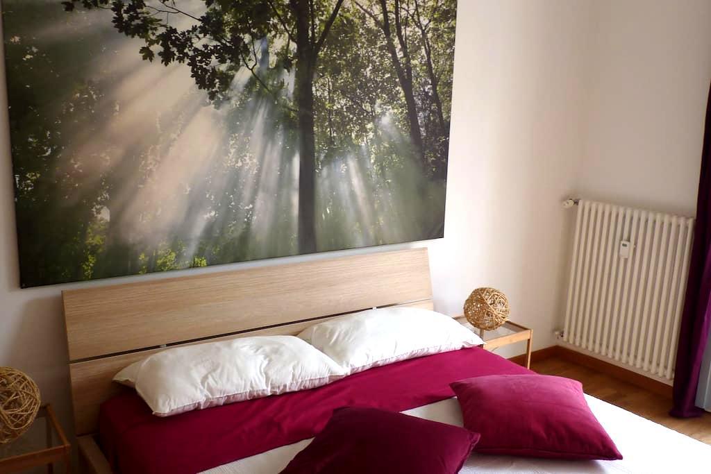 Casa luminosa tra fiume collina - Turin - Lägenhet