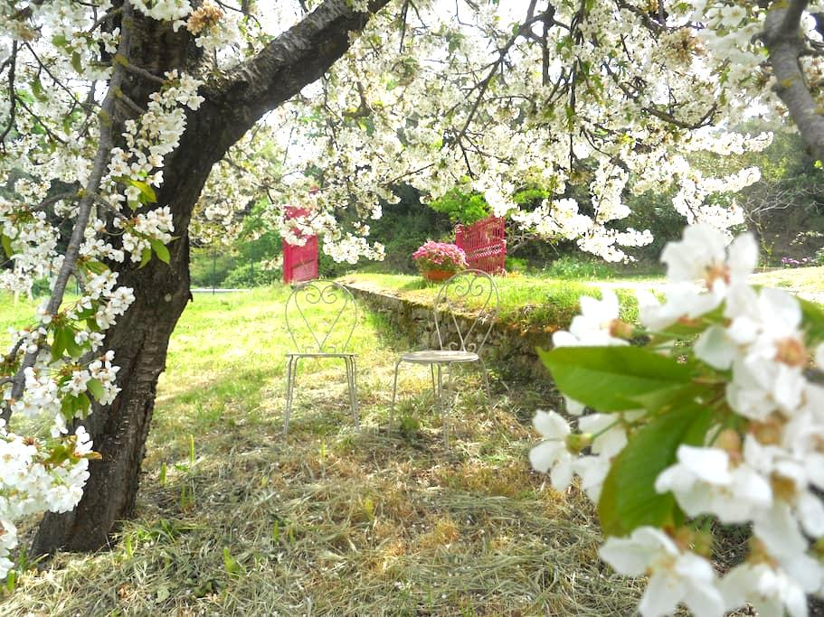 Lovely Country House in Umbria 1 - Poggio - Apartamento